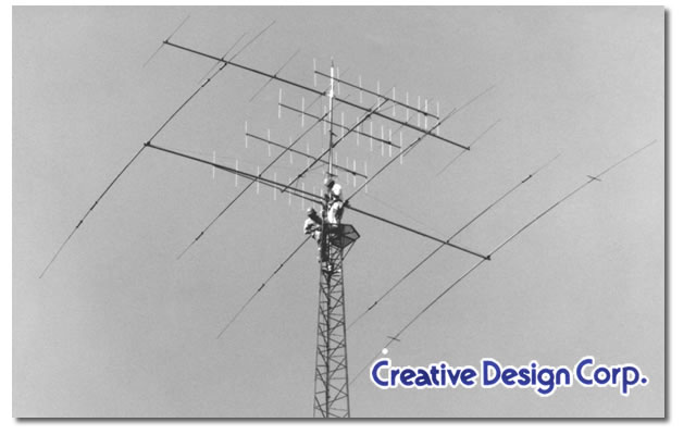 Antenna Radio, Radio Communication/Creative Design, Amateur Radio